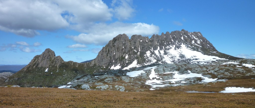 Cradle Mountain from the Overland Track