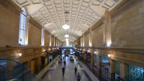 Adelaide Railway Station - Inside