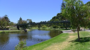 University Footbridge