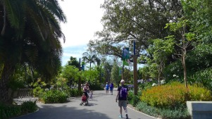 Adelaide Zoo grounds