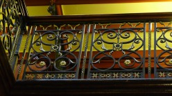 Balustrade detail