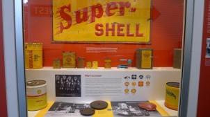 A brief history about Shell petroleum
