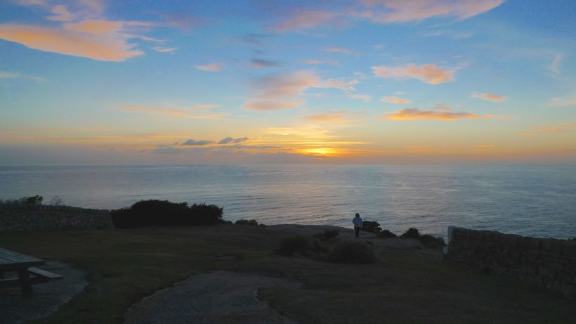 Sunrise at Wilsons Promontory Lightstation